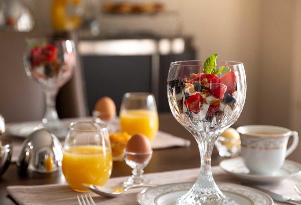 Breakfast at Robyn's Inn
